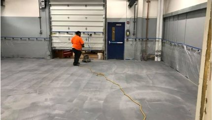 leads to the failure of epoxy coatings